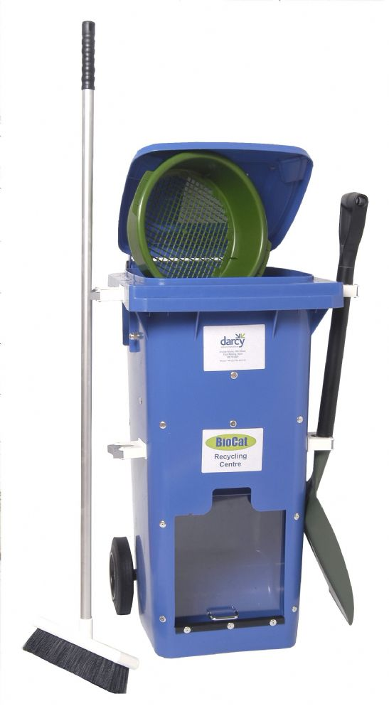 Darcy Biocat Recycling Centre 240L
